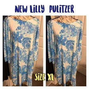 NEW Gorgeous Lilly Pulitzer Dress - XL